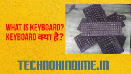 what is keyboard?