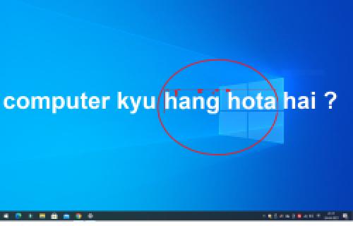 computer hang kyu hota hai