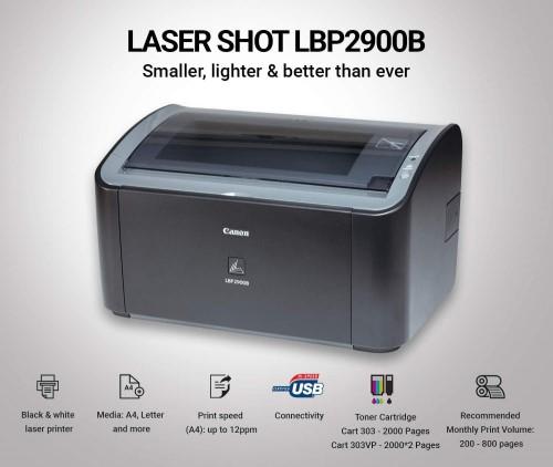 canon 2900b printer