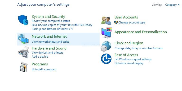 how to set password in windows 10